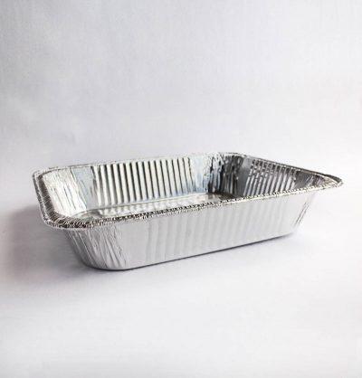Molde de aluminio 5 Lbs. Alto (321)