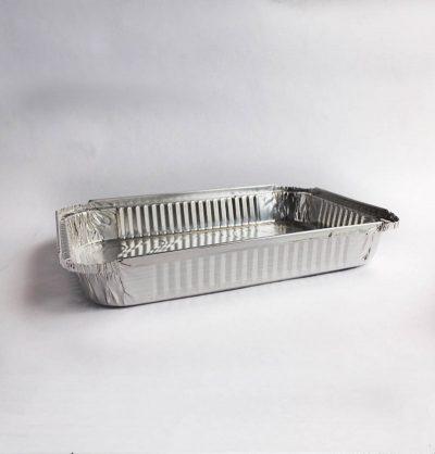 Molde de aluminio 15 Lbs. rectangular (4040)