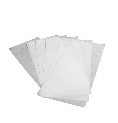 (Cod.  011.006.03.005) Papel para empacar lienzo 30.95 x 13.90 cms