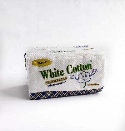 Servilleta White Coton